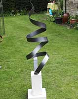 Rendition, unique garden sculptures